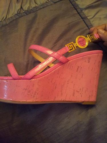 sandalias versace 100% originales