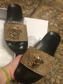 En Libre Mujer Mercado Versace Gorras México Sandalias Zapatos De CxWdrBoe