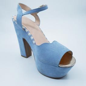 Blucher RopaBolsas Calzado De Zara Flores Zapatos Plataformas Y WxBQrdCoe