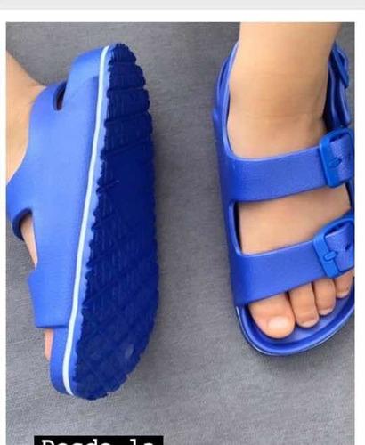 sandalias y teteros