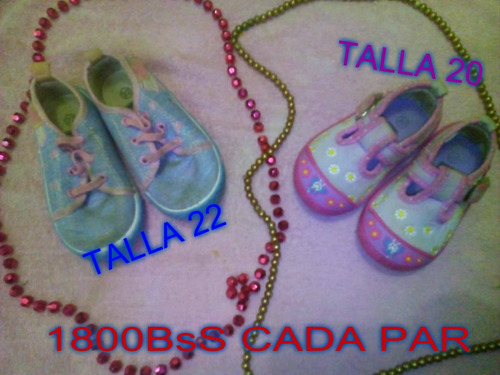 sandalias y zapatos para niñas, varios modelos...