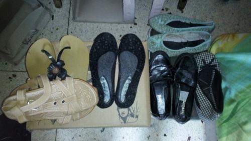 sandalias zapatillas