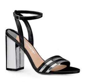 2256e5ab Baratas Sandalias Plateadas Marca Mossimo Sin Tacon Mujer - Zapatos en  Mercado Libre México