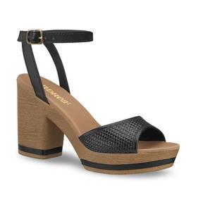 78c2817b Hermosas Zapatillas Negras Tacon 10 - Sandalias de Mujer Andrea en ...