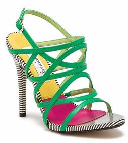 Sandalias Piel Altas En Mercado Andrea Libre México Zapatos Verde rECBdoeQxW