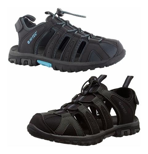 sandalias zapatillas anfibias mujer hombre hi-tec cove agua°