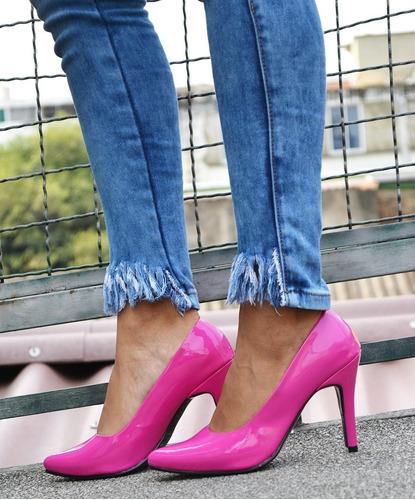 sandalias, zapatillas dama de moda (calzado colombiano)