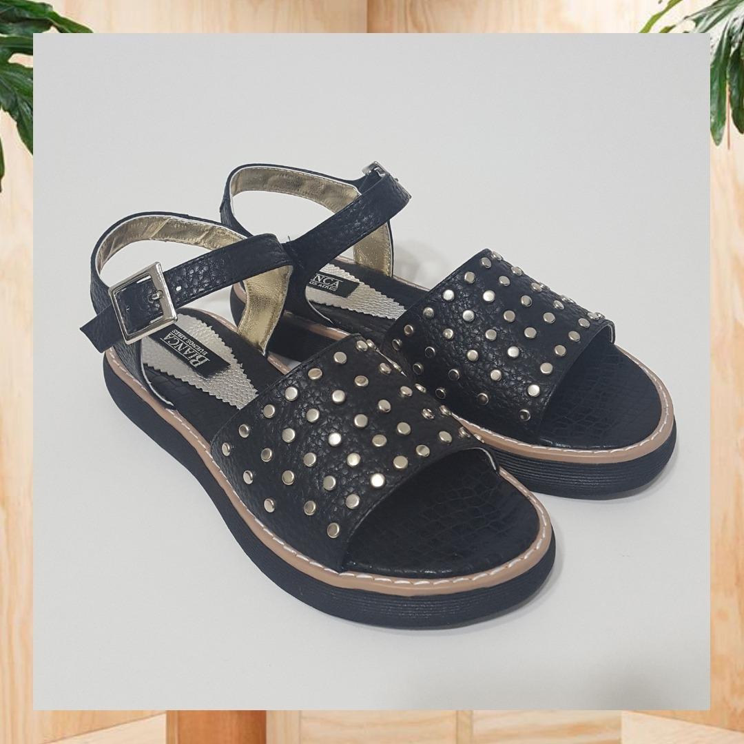 Sandalias Moda Bajas Mujer 2019990 Primavera Zapatos 00 Verano nwN0m8