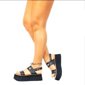 De Plataforma 2018 Con Verano Goma Sandalias Nuevo Zapatos thxosCBrQd