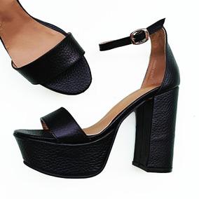 Original Modelo Sandalias Fiesta Cuero Mujer Zapatos rdeCoBx