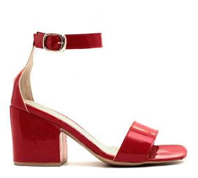Zapatos Calados Tacos Y Ojotas Sandalias Bajos De Rojos CsQdhxrt