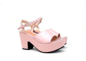 2019 Mujer Medio Sandalias Vestir Taco Temporada Zapatos SzVpUGqM