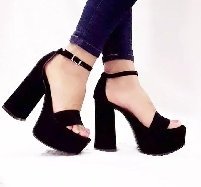 Mla sandalias zapatos stiletto taco palo plataforma mujer moda jpg 684x636 Stiletto  tacos de moda 5c7b390fa0fa