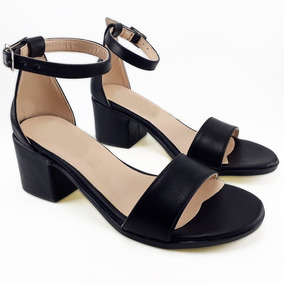 zapatos de separación 9cea5 018cb Sandalias Zapatos Taco Medio Mujer Verano Zona Microcentro