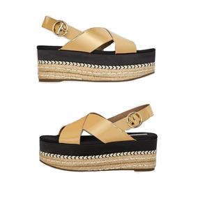Sandalias Zara Zara Plataforma Sandalias Sandalias Plataforma Doradas Doradas X0nP8Owk