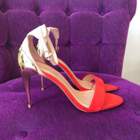 13da8628 Zara Alpargatas Rojas Zapatos Y Sandalias - Zapatos en Mercado Libre ...