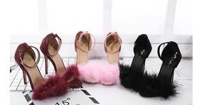 Mujer Roja Sandalla Para Tacón Moda Zapatillas Novia b7yvY6fg