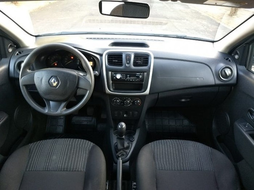 sandero 1.0 12v sce flex authentique 4p manual