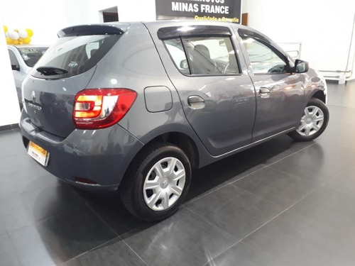sandero 1.0 authentique 16v flex 4p manual 57000km