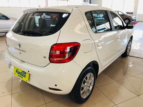 sandero 1.6 16v sce flex stepway expression manual 22617km