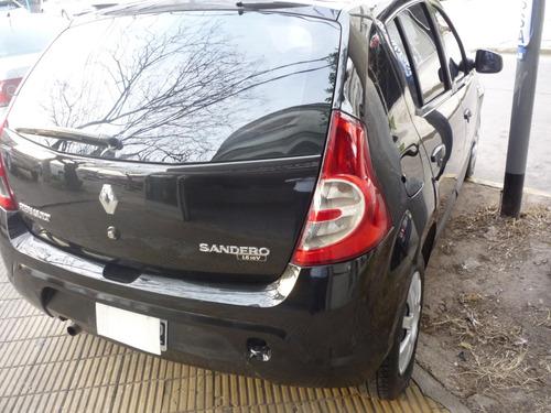 sandero 1,6 comfort 16 v full 5ptas