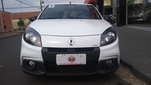 sandero 1.6 gt line limited flex 4p manual 2013/2013