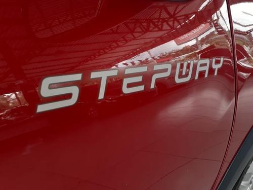 sandero 1.6 stepway 16v flex 4p automático