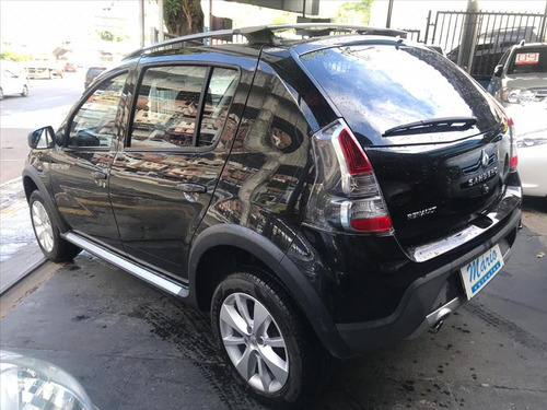 sandero 1.6 stepway 8v flex 4p manual