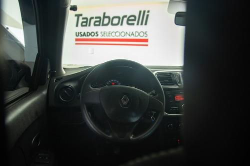 sandero 2018 1.6 expression pack 90cv taraborelli