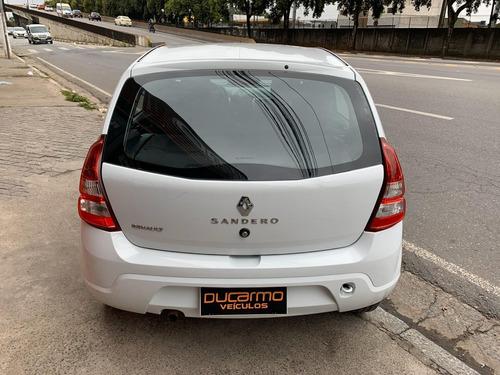 sandero authentique 1.0 flex 2012