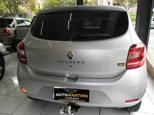 sandero authentique 1.0 sce flex 04 pts 2017 completo