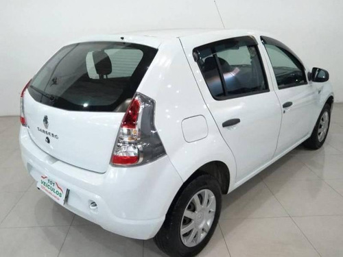 sandero authentique hi-flex 1.0 16v