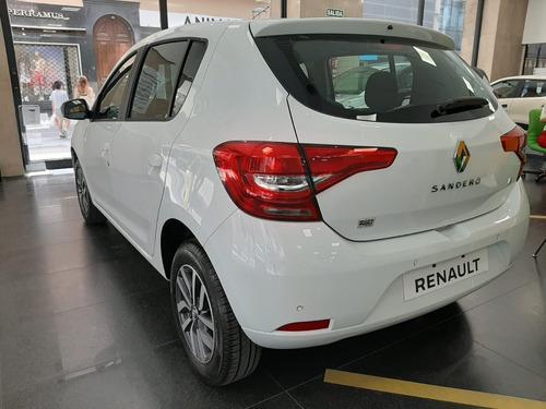 sandero auto renault