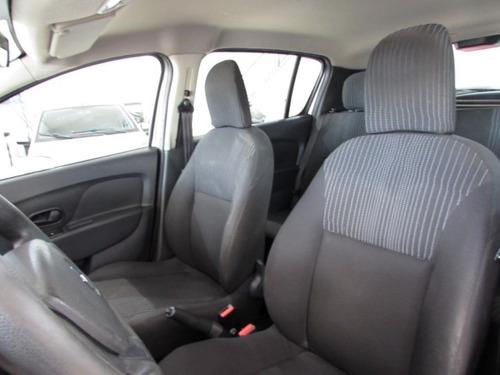 sandero privilege 1.6 completo + airbag + abs