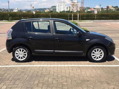 sandero privilege 5p aut 2014