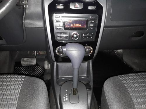 sandero privilege automático 1.6 placa i completo