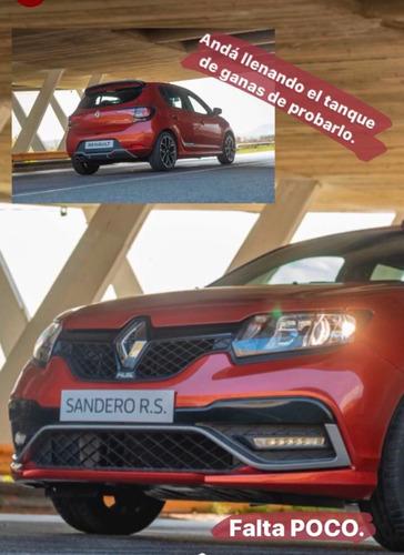 sandero rs linea 2020 (dm)