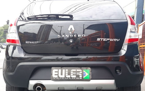 sandero stepway 1.6 16v hi-flex 5p 2012 comp. com 64.000