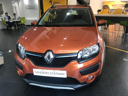sandero stepway 1.6 expression $348.000 2018 0km ml