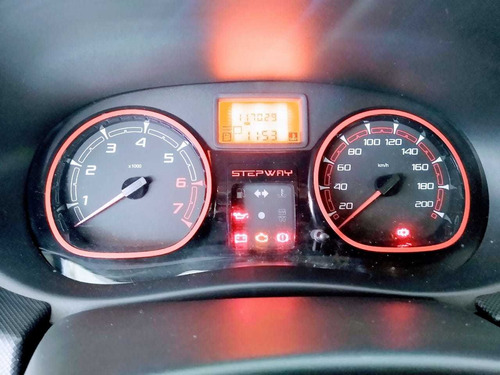 sandero stepway aut 2012 completo