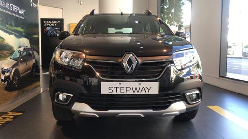 sandero stepway auto