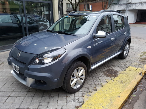sandero stepway dynamique, impecable estado, como nuevo.