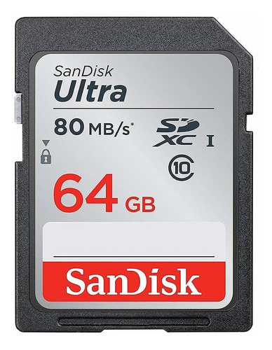 sandisk 64gb sdxc sd ultra memory card bundle works with