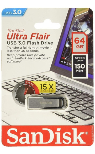 sandisk 64gb usb 3.0 flashdrive