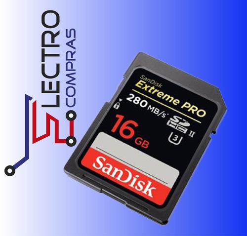 sandisk memoria sd clase 10 original de 16gb