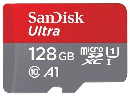 sandisk microsd 128gb