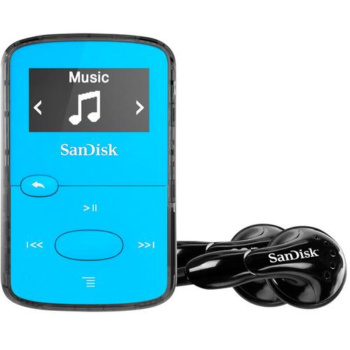sandisk sansa clip jam mp3 8gb importador directo