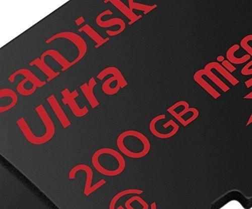 sandisk ultra 200gb micro sd sdsdquan200gg4a