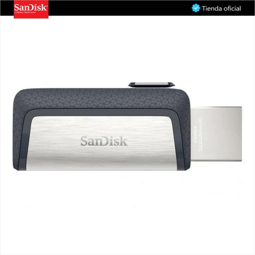 sandisk ultra dual tipo c, unidad flash usb 3.1/otg de 32gb