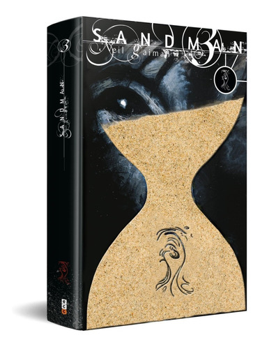sandman edición deluxe tomo 3 funda de arena, gaiman, ecc